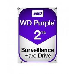 "HARD DISK PURPLE 2 TB SATA 3 3.5"" (WD20PURZ)"