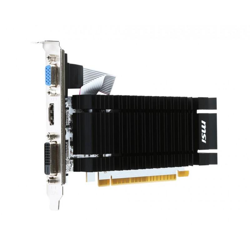 SCHEDA VIDEO GEFORCE GT730 2 GB PCI-E N730K GD3H/LP (V809-001R)