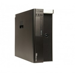 PC SERVER/WORKSTATION PRECISION T3610 INTEL XEON E5-1650V2 16GB 256GB SSD + 2TB HDD - RICONDIZIONATO - GAR. 12 MESI