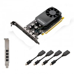 SCHEDA VIDEO QUADRO P620 V2 2 GB DP (VCQP620V2-PB)