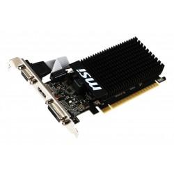 SCHEDA VIDEO GEFORCE GT710 1 GB PCI-E 1GD3H LP (V809-1899R)