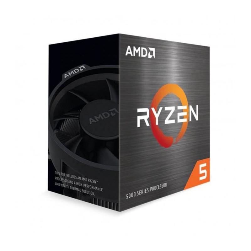 CPU RYZEN 5 5600X AM4 BOX (100-100000065BOX)