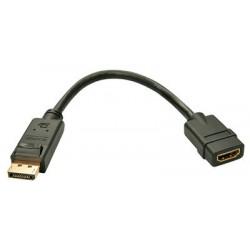 ADATTATORE DISPLAY PORT M /HDMI F (41005)