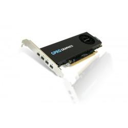 SCHEDA VIDEO GPRO 4300 4GB GDDR5 PCI-E QUAD MINI DP
