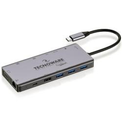 HUB 13 PORTE USB TYPE-C FHUB17692 13 IN 1