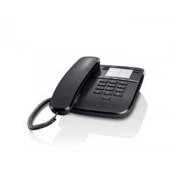 TELEFONO FISSO GIGASET DA310 NERO