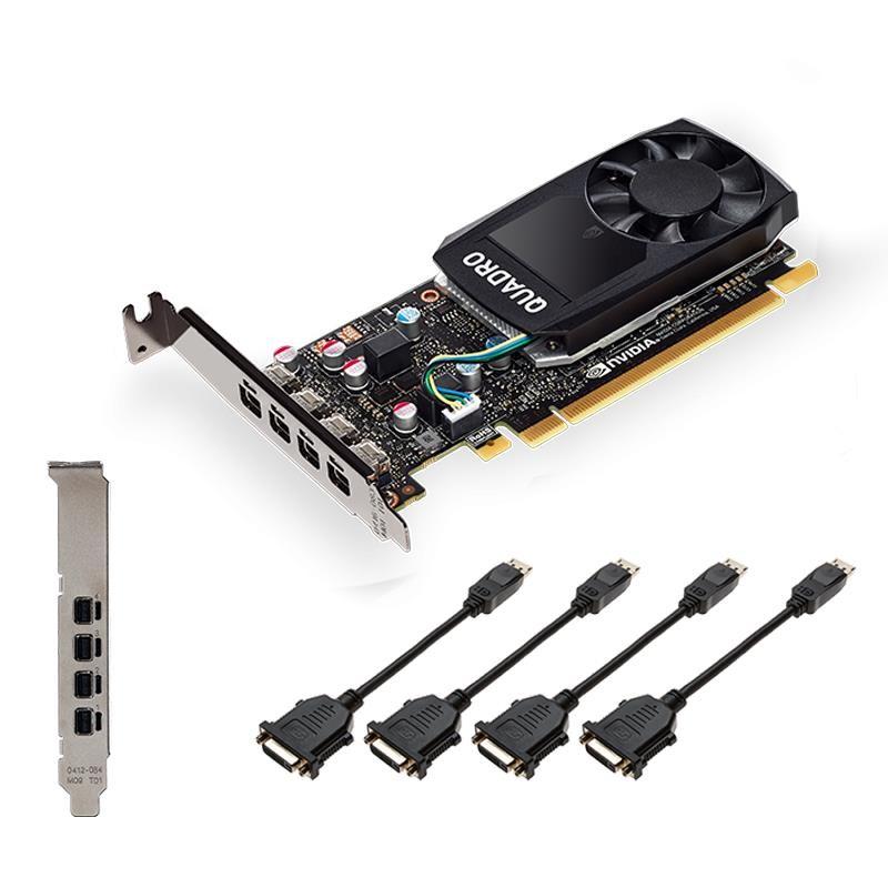 SCHEDA VIDEO QUADRO P620 V2 2 GB DVI (VCQP620DVIV2-PB)