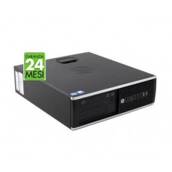 PC HP ELITE 6300 DT INTEL CORE I5-3470 8GB 240GB SSD WINDOWS 10 PRO -  RICONDIZIONATO - GAR. 24 MESI
