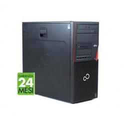 PC FUJITSU P720 MT INTEL CORE I5-4570 8GB 240GB SSD WINDOWS 10 PRO - RICONDIZIONATO - GAR. 24 MESI