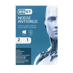 SOFTWARE NOD32 ANTIVIRUS 4 2 USER (98102)