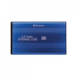 """BOX ESTERNO PER HD 2.5"""" SATA USB 2.0 (29003) BLU"""