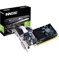 SCHEDA VIDEO GEFORCE GT 730 4 GB PCI-E (N73P-BSDV-M3BX) LOW PROFILE