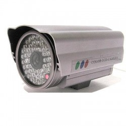 TELECAMERA SORVEGLIANZA VARIFOCALE 520TVL 30 LED