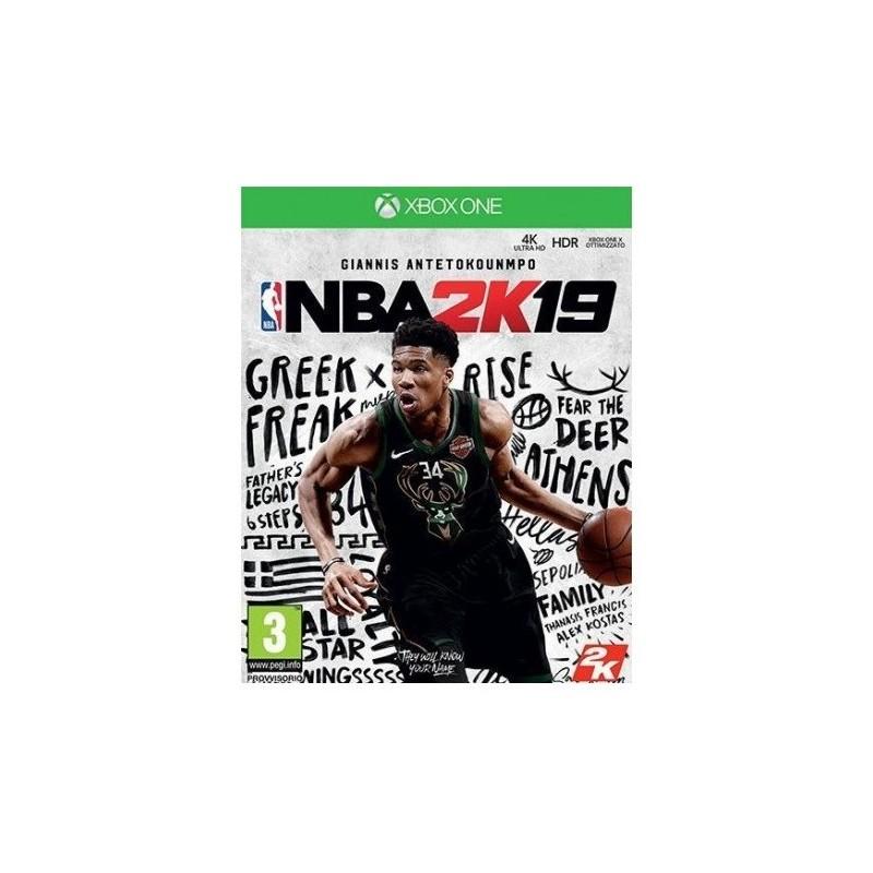VIDEOGIOCO NBA 2019 - PER XBOX ONE