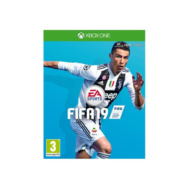 VIDEOGIOCO FIFA 19 - PER XBOX ONE