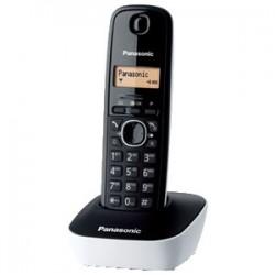 TELEFONO CORDLESS KX-TG1611JTW BIANCO