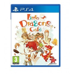 VIDEOGIOCO LITTLE DRAGONS CAFE' - PER PS4