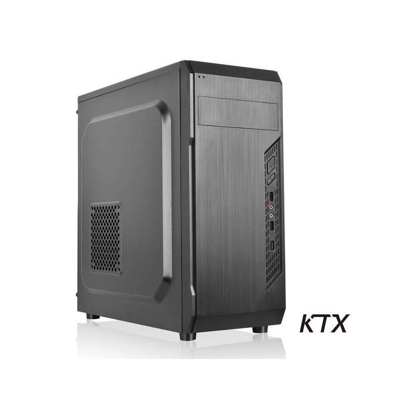 CASE TX-903 ATX ALIMENTATORE 550W - NERO