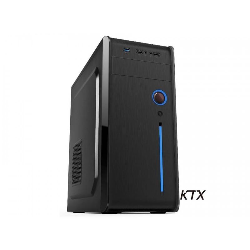 CASE TX-904 ATX ALIMENTATORE 550W - NERO