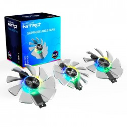 VENTOLE SCHEDA VIDEO ARGB FANS (3IN1) PER NITRO+ RX5700