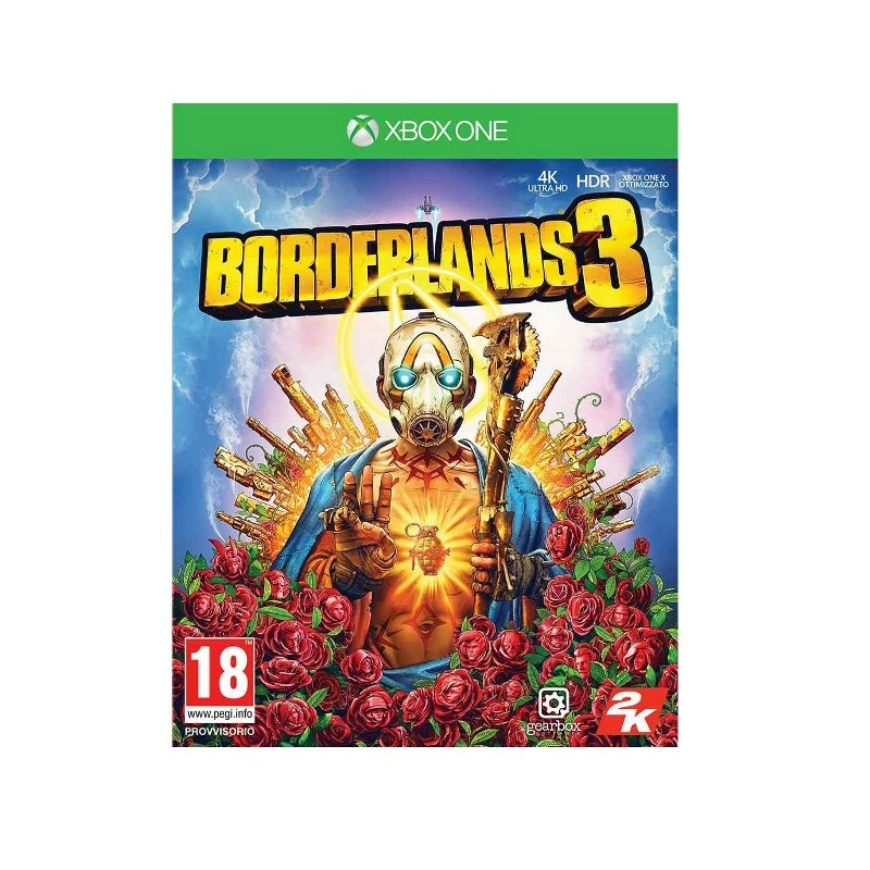VIDEOGIOCO BORDERLANDS 3 EU - PER XBOX ONE