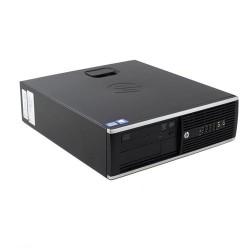 PC HP ELITE 6300 DT INTEL CORE I5-3470 8GB 256GB SSD WINDOWS 10 PRO -  RICONDIZIONATO - GAR. 12 MESI