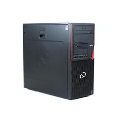 PC FUJITSU P720 MT INTEL CORE I5-4570 8GB 256GB SSD WINDOWS 10 PRO - RICONDIZIONATO - GAR. 12 MESI