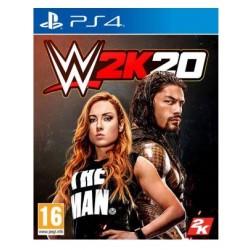 VIDEOGIOCO WWE 2K20 EU - PER PS4