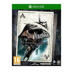 VIDEOGIOCOX BATMAN: RETURN TO ARKHAM - PER XBONE ONE