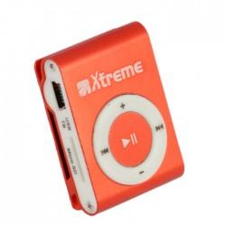 LETTORE MP3 CON MICRO-SD 8 GB ROSSO (827633R)