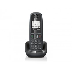 TELEFONO CORDLESS GIGASET AS405 A NERO (S30852H2521K101)