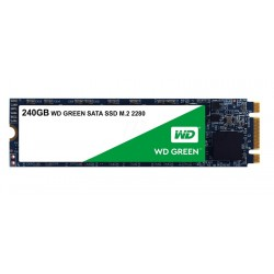 HARD DISK SSD 240GB GREEN M.2 (WDS240G2G0B)