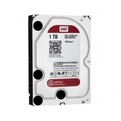 "HARD DISK RED 1 TB 3.5"" NASWARE (WD10EFRX)"