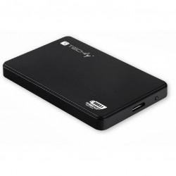 """BOX ESTERNO PER HD 2,5"""" SATA USB 3.1 (I-CASE SU31-25TY) NERO"""