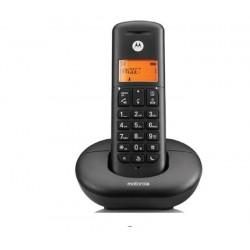 TELEFONO CORDLESS E201 NERO (MOTOE201B)