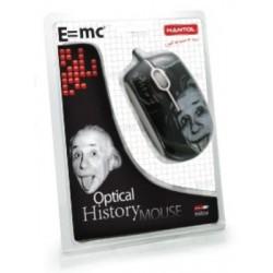 MOUSE OTTICO MOD. HISTORY - EINSTEIN