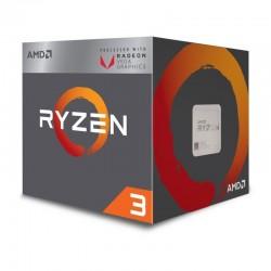 CPU RYZEN 3 2200G AM4 BOX 3.7 GHZ
