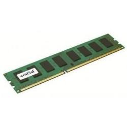 MEMORIA DDR3 4 GB PC1600 MHZ (1X4) (CT51264BD160BJ)