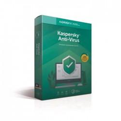 SOFTWARE ANTIVIRUS 2020 3 CLNT 1 ANNO (KL1171T5CFS-20SLIM)