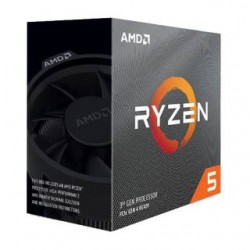 CPU RYZEN 5 3600 AM4 BOX WRAITH STEALTH COOLER