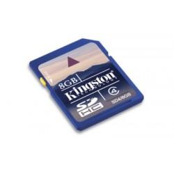SECURE DIGITAL 8 GB (SD4/8GB)