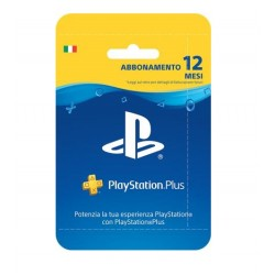 CARD PLAYSTATION PLUS HANG - ABBONAMENTO 365GG