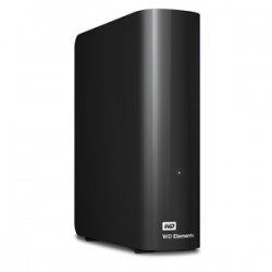 "HARD DISK 4 TB ESTERNO ELEMENTS USB 3.0 3,5"" NERO (WDBWLG0040HBK)"