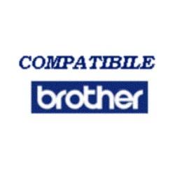 CARTUCCIA COMPATIBILE BROTHER LC123-M MAGENTA