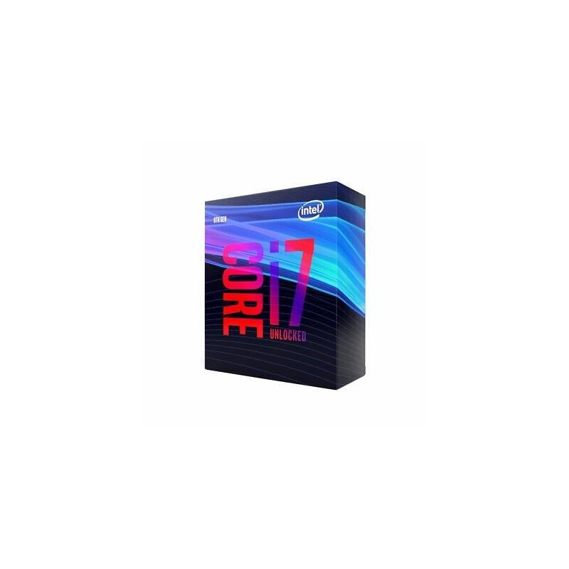 CPU CORE I7-9700K 1151 BOX