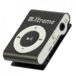 LETTORE MP3 CON MICRO-SD 16 GB NERO (827633)