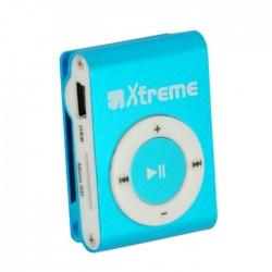 LETTORE MP3 CON MICRO-SD 16 GB BLU (827633B)