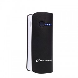 POWER BANK 6000 MAH (TM-PB6000-BK) NERO