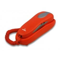 TELEFONO FISSO CON FILO NEMO ROSSO