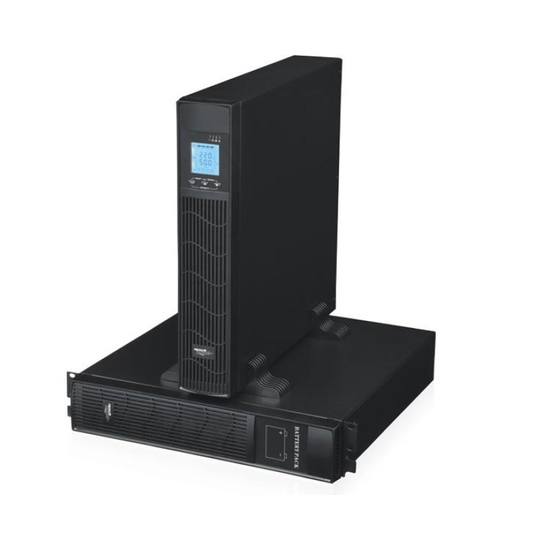 GRUPPO DI CONTINUITA 1000VA/900W ONLINE (UPS-OLC10DP)